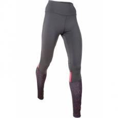 Lange Laufhose in grau für Damen von bonprix