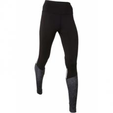 Lange Laufhose in schwarz für Damen von bonprix