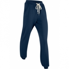 Lange Shirthose in blau für Damen von bonprix