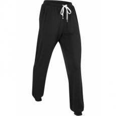 Lange Shirthose in schwarz für Damen von bonprix
