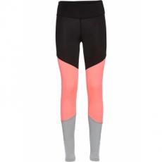 Lange Sport-Leggings in schwarz für Damen von bonprix