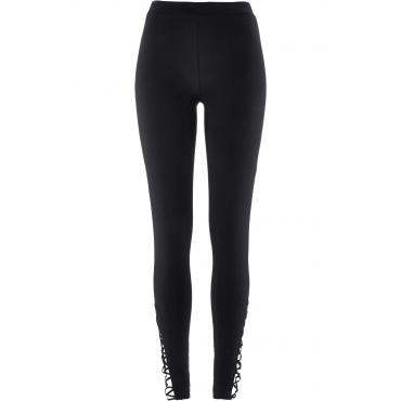 Leggings in schwarz für Damen von bonprix