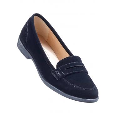 Loafer in schwarz von bonprix