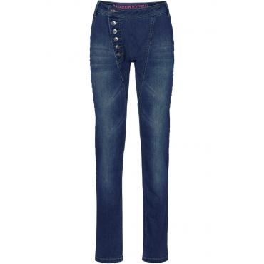 New Boyfriend Jeans in blau für Damen von bonprix