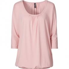 Oversize-Shirt 3/4 Arm  in rosa für Damen von bonprix