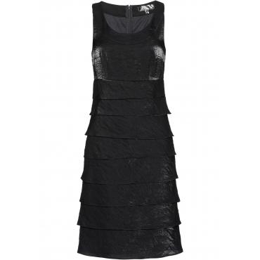 Premium Kleid ohne Ärmel  in schwarz von bonprix