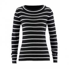 Pullover in schwarz für Damen von bonprix