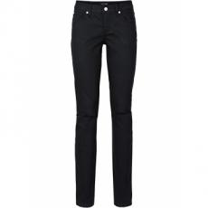 Push-up Skinny Jeans in schwarz für Damen von bonprix