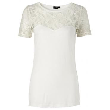 Shirt in weiß für Damen von bonprix