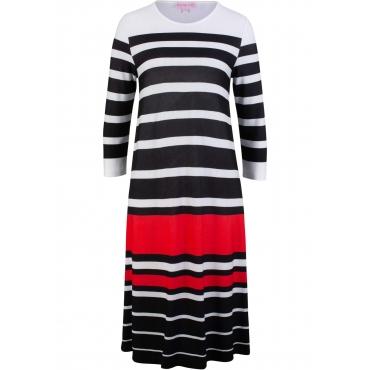 f4d202d62db891 Shirt- Kleid, 3/4 Arm - designt von Maite Kelly in schwarz von