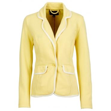 Shirtblazer 3/4 Arm  in gelb für Damen von bonprix
