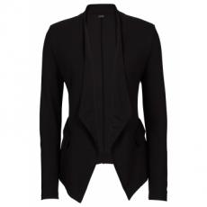 Shirtblazer langarm  in schwarz für Damen von bonprix