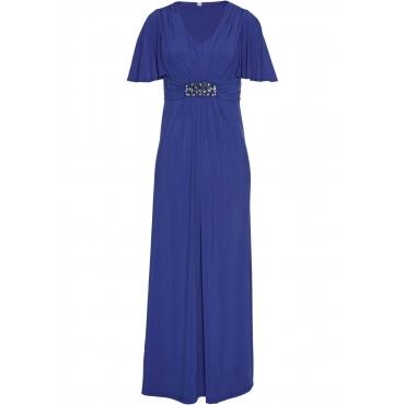Shirtkleid Flügelärmel  in blau für Damen von bonprix