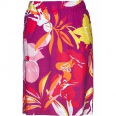 Shirtrock in lila für Damen von bonprix