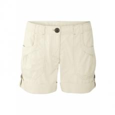 Shorts in weiß für Damen von bonprix