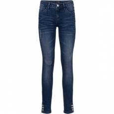 Skinny Jeans in blau für Damen von bonprix