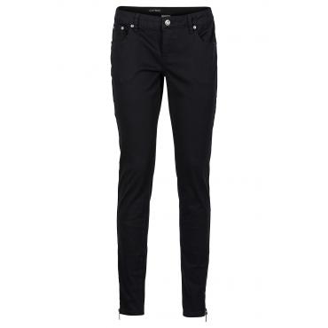 Skinny Jeans in schwarz für Damen von bonprix