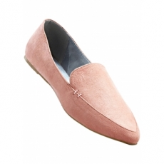 Slipper in rosa von bonprix