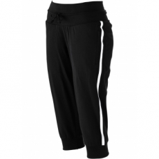Sport-Knickerbocker in schwarz für Damen von bonprix