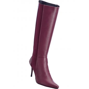 Stiefel in rot für Damen von bonprix