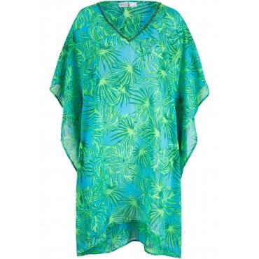 Strandkleid in grün von bonprix