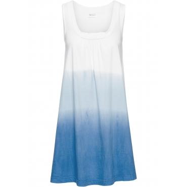 Strandkleid in weiß von bonprix