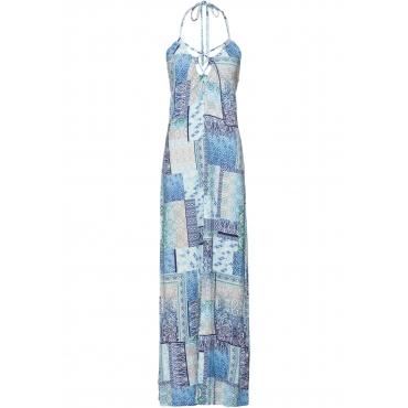 Strandkleid ohne Ärmel  in blau von bonprix