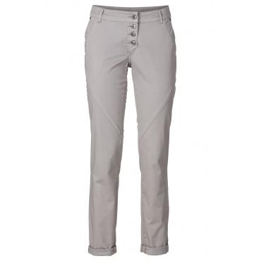 Stretch-Hose Loose-Fit in grau für Damen von bonprix   Online bei ... 43287faf61