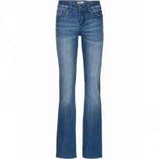 Stretch-Jeans, BOOTCUT in blau für Damen von bonprix