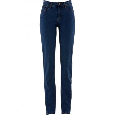 Stretch-Jeans CLASSIC in blau für Damen von bonprix