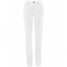 Stretch-Jeans CLASSIC in weiß für Damen von bonprix
