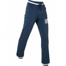 Stretch-Sporthose in blau für Damen von bonprix