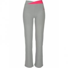 Stretch-Sporthose in grau für Damen von bonprix