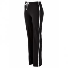Stretch-Sporthose in schwarz für Damen von bonprix