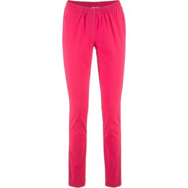Stretch Treggings in pink für Damen von bonprix