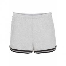 Sweat-Shorts in grau für Damen von bonprix