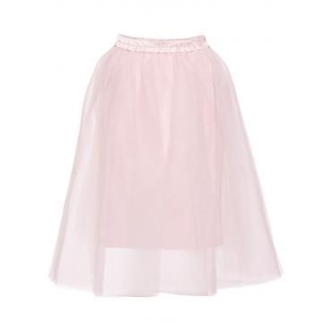 Tüllrock in rosa für Damen von bonprix