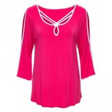 Tunika in pink für Damen von bonprix