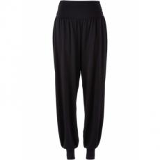 Wellness-Haremshose in schwarz für Damen von bonprix
