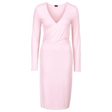 Wickelkleid in rosa von bonprix