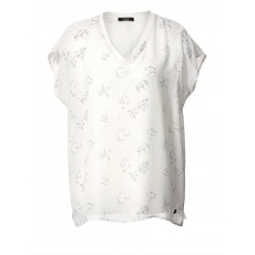 2-in-1-Shirt Frapp offwhite-marine