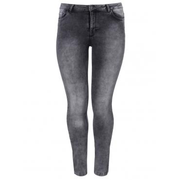 5-Pocket-Jeans Slim Fit Frapp MID DENIM GREY