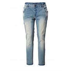 7/8 Slim Fit Jeans Zizzi light blue denim