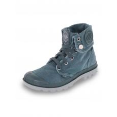 Baggy Boots Palladium Blau