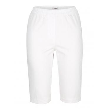 Bermudajeans weiß