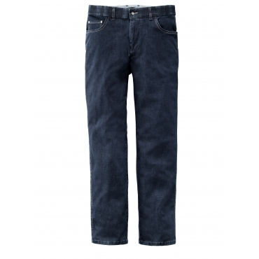 Bi-Stretch Jeans Men Plus Dark blue