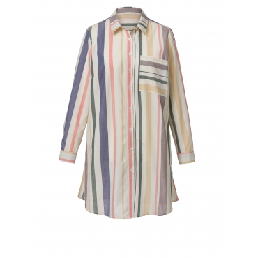 Bluse gestreift Angel of Style Multicolor