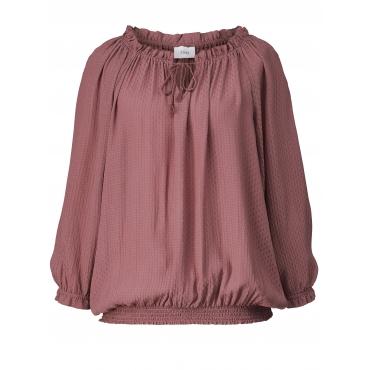 Bluse Zizzi Rosé