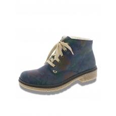 Boots Rieker Blau