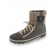 Boots Rieker Grau